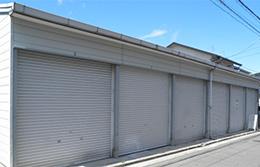 ガレージ倉庫